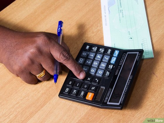 Immagine titolata Calculate Total Interest Paid on a Car Loan Step 5
