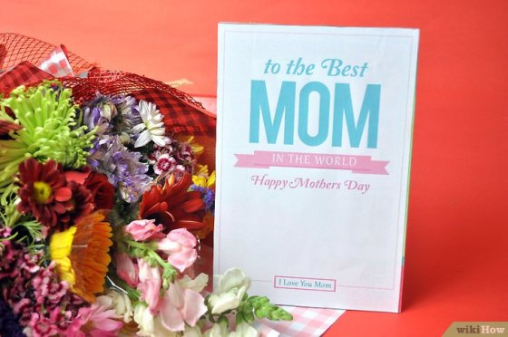 Immagine titolata Find a Last Minute Mother's Day Gift Step 1