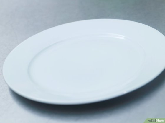 Immagine titolata Present Food on a Plate Step 7