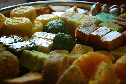 Immagine titolata Indian sweets