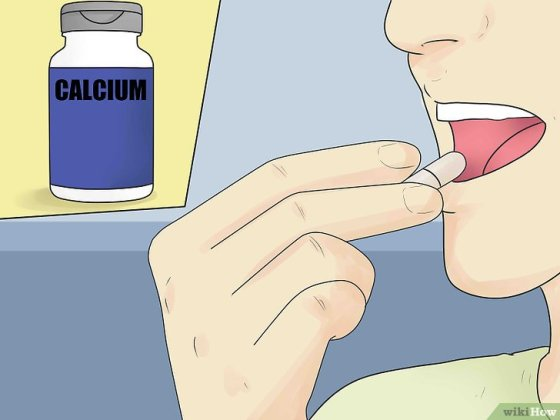 Immagine titolata Best Absorb Calcium Supplements Step 2