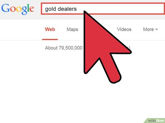 Immagine titolata Buy Gold Online Step 1