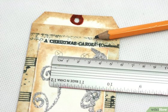 Immagine titolata Make a Vintage Gift Tag Step 9Bullet2