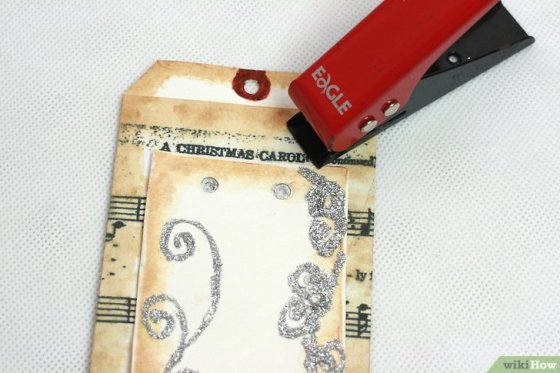 Immagine titolata Make a Vintage Gift Tag Step 9Bullet3