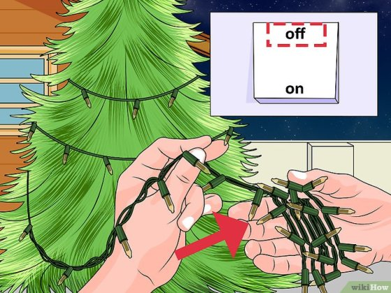 "Immagine titolata Remove the ""Twinkle"" Feature from Christmas Lights Step 7"