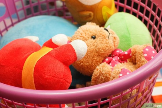 Immagine titolata Store Stuffed Animals Step 2