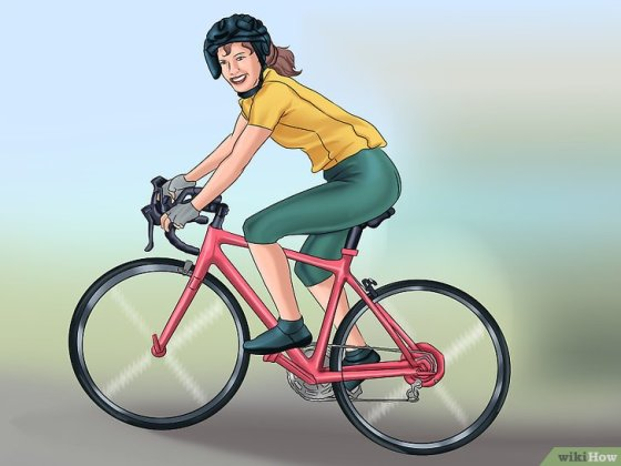 Immagine titolata Bike for Weight Loss Step 4