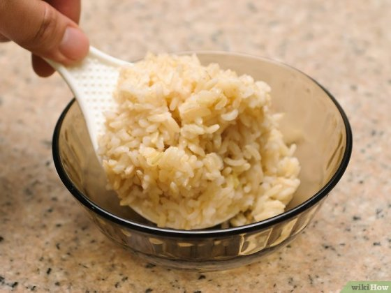 Immagine titolata Cook Basmati Brown Rice Step 23