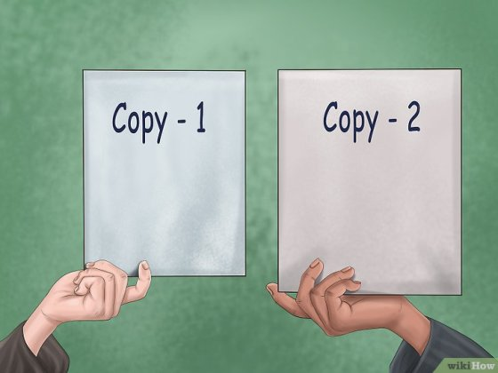 Immagine titolata File Divorce Papers Without an Attorney Step 9
