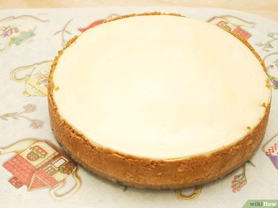 Immagine titolata Keep Cheesecake from Cracking Step 11