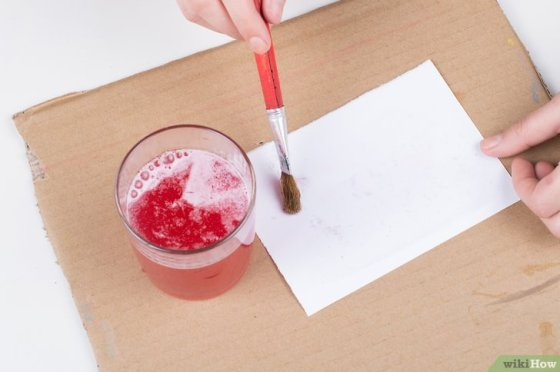 Immagine titolata Make Invisible Ink with Baking Soda Step 12