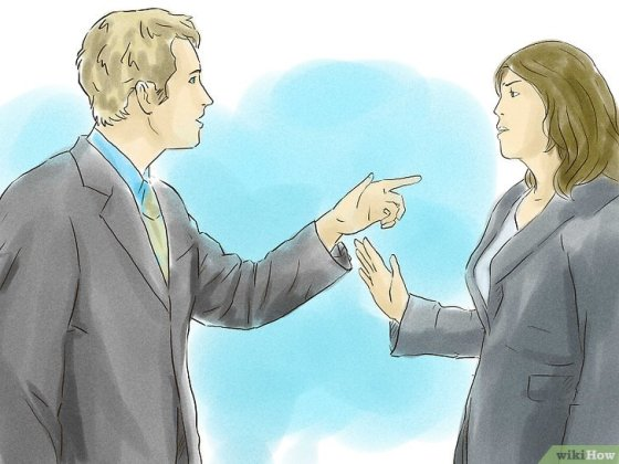 Immagine titolata Deal with Workplace Bullying and Harassment Step 7