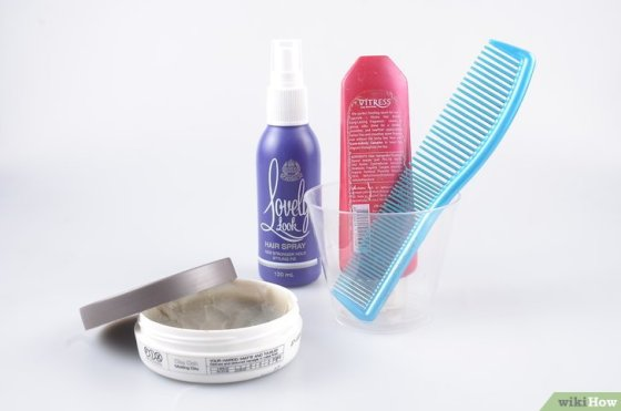 Immagine titolata Organize Hair and Makeup Products in the Bathroom Step 4