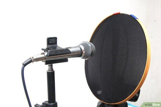 Immagine titolata Make a Pop Filter Step 9