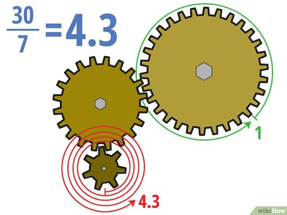 Immagine titolata Determine Gear Ratio Step 6