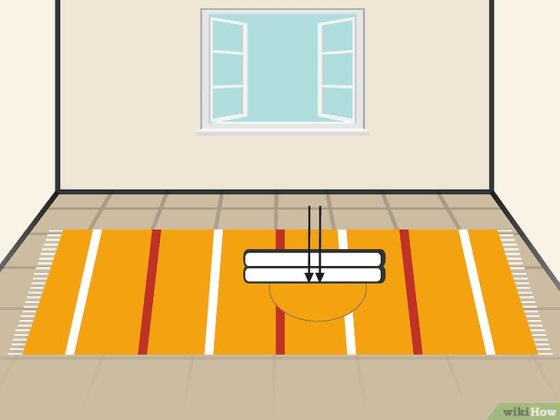 Immagine titolata Get Burn Marks Out of Carpet Step 12