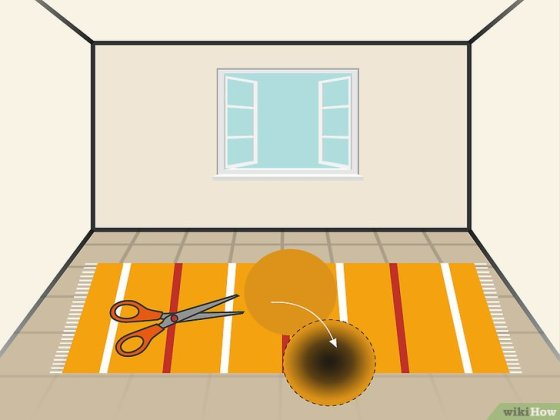 Immagine titolata Get Burn Marks Out of Carpet Step 2