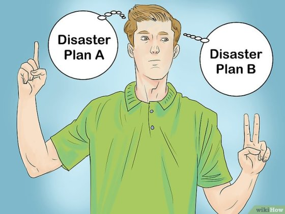 Immagine titolata Make a Disaster Plan for Your Family Step 12