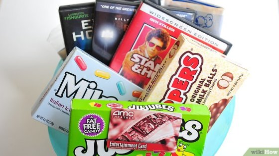 Immagine titolata Make the Ultimate Movie Lovers Gift Basket Intro