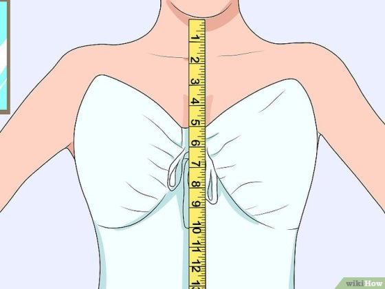Immagine titolata Measure Dress Length Step 4