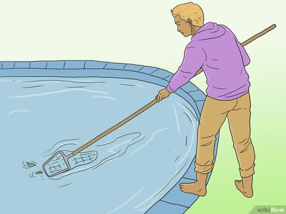 Immagine titolata Close Your Swimming Pool for the Winter Step 5