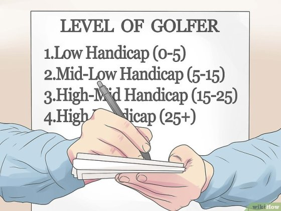 Immagine titolata Decide Which Golf Clubs Are Right for You Step 3