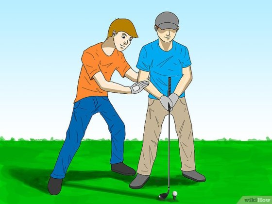 Immagine titolata Learn to Play Golf Step 5