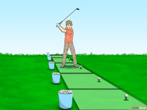 Immagine titolata Learn to Play Golf Step 6