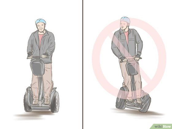 Immagine titolata Ride a Segway Safely Step 4