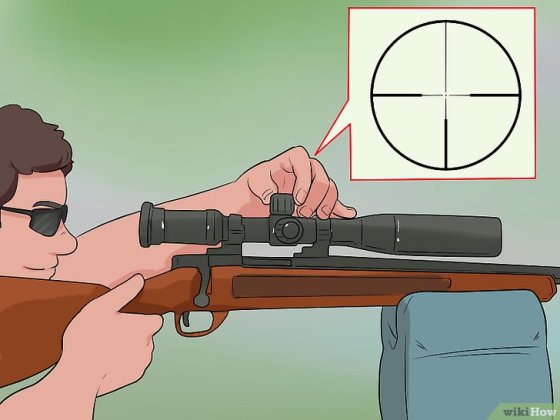 Immagine titolata Sight In a Rifle Step 16