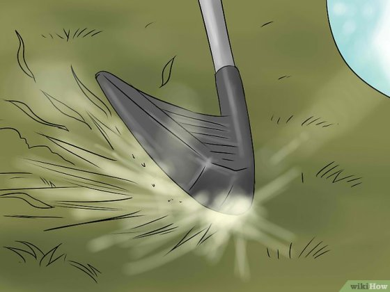 Immagine titolata Spin a Golf Ball Step 5Bullet2