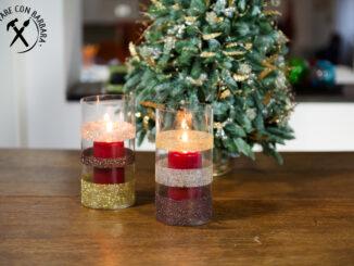 Con pochi materiali, inoltre, potrete realizzare voi stessi dei portacandele simpatici o eleganti, assecondando il vostro stile e il vostro … Natale Fai Da Te Idee Creative Per Un Natale Magico