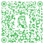 QR Code with contact informtion
