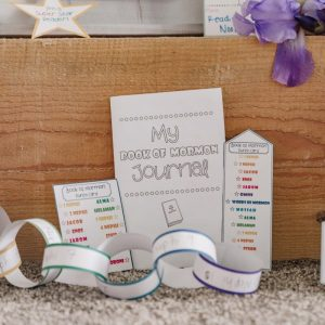 3 Fun At-Home Read-A-Thon Ideas for Kids featured by Come Follow Me FHE.