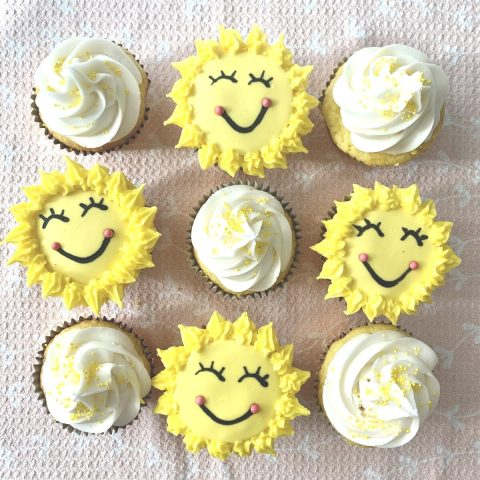 24 Book of Mormon Treats your Family will Love featured by Come Follow Me FHE: lemon cupcakes