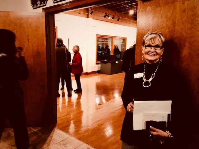 Arts Clayton Director Linda Crissey
