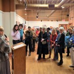 Linda Crissey at Arts Clayton