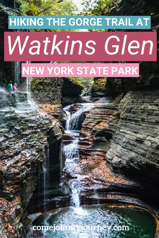 Watkins Glen Gorge Trail