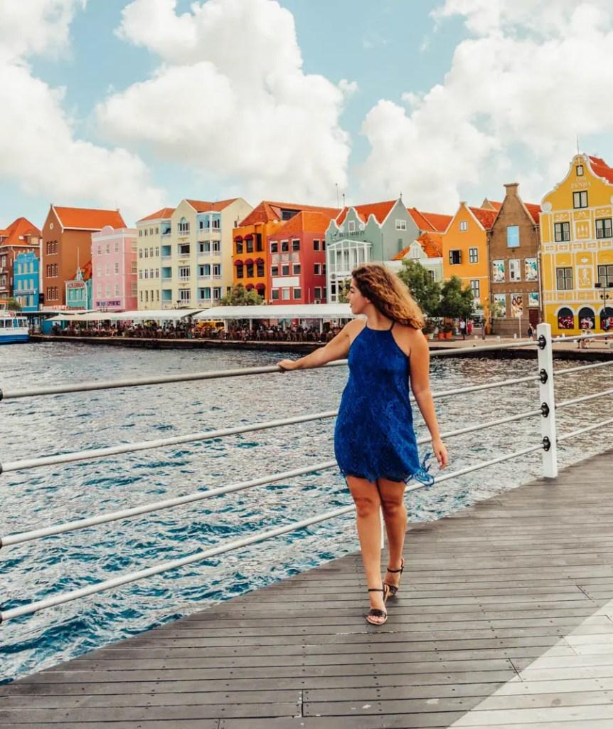 Queen Emma Bridge Willemstad Photo Spots