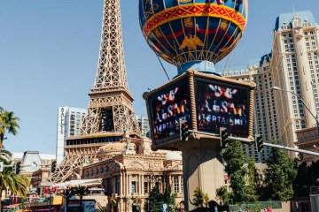 Eiffel Towel Vegas