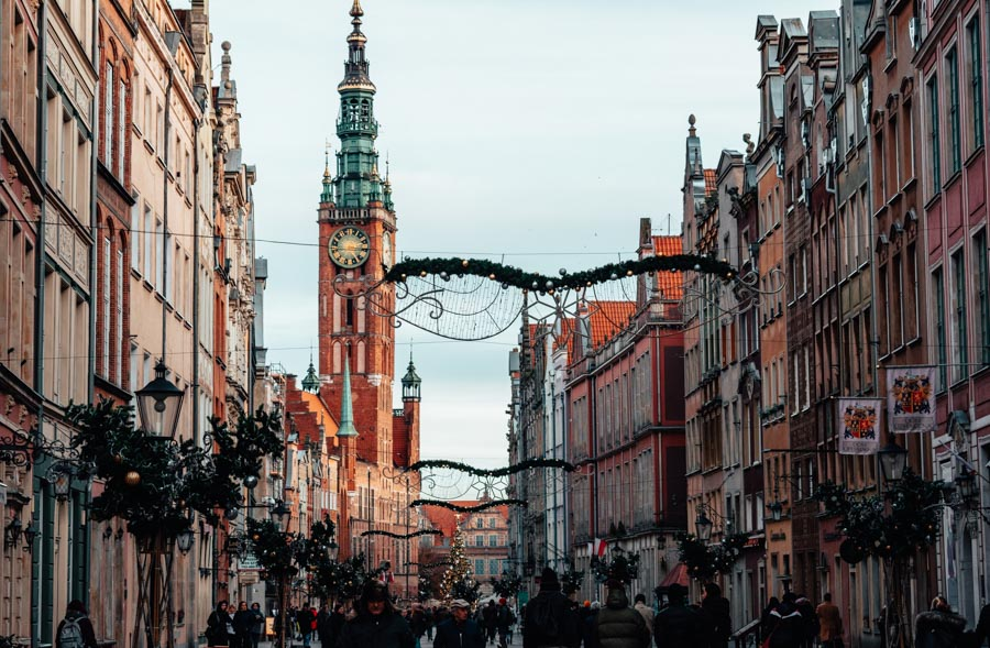 Reasons to visit Gdansk