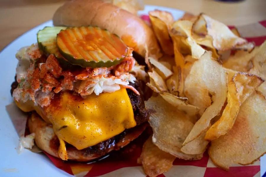 Parson's Chicken and Fish - Best restaurants in Nashville