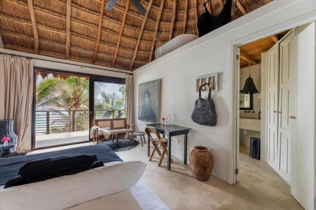 Nest - Beach bungalows in Tulum