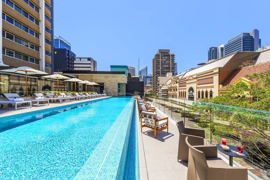 Hyatt Regency Brisbanepool