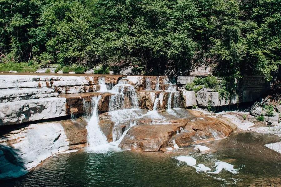 Taughannock Falls Lower Fall