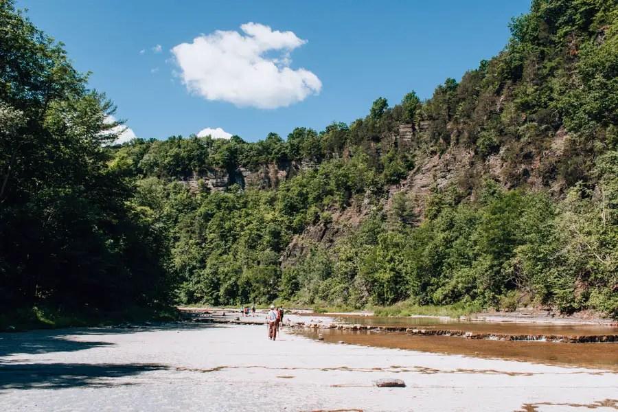 Taughannock Falls State Park-13