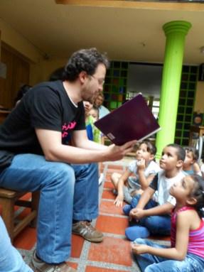 Talleres de lectura para niños