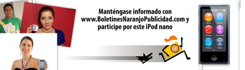 Ganadores BoletinesNaranjoPublicidad.com