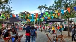 Tarde soleada en la Fiesta del Libro y la Cultura de Medellín