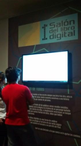 El libro digital en la Fiesta del Libro y la Cultura de Medellín